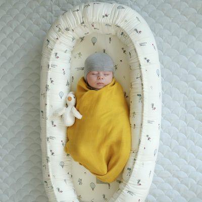 Maxi lange emmaillotage bébé