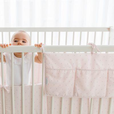 organisateur lit de bébé bio gloop