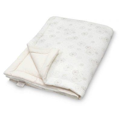couverture bio blanche camcam