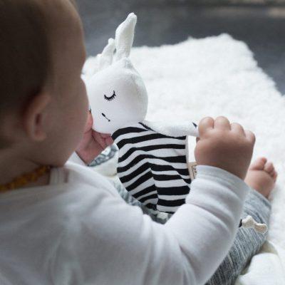 doudou original bébé BIO wee gallery