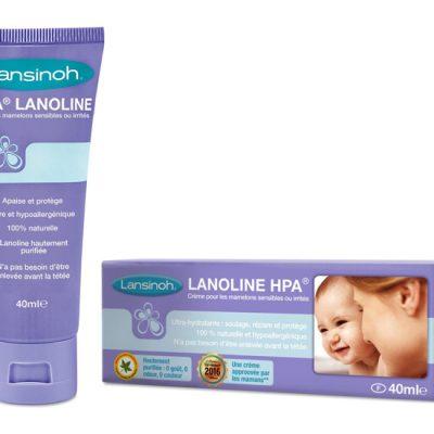 lanoline 100% naturelle douleur allaitement lansinoh