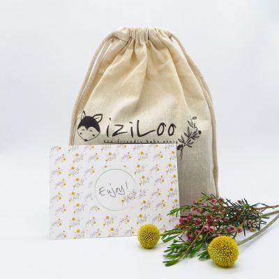 joli emballage cadeau zéro déchet