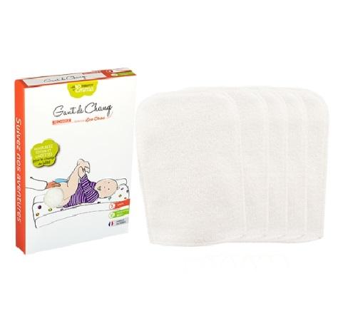 gants lavables bébé bio les tendances d'emma