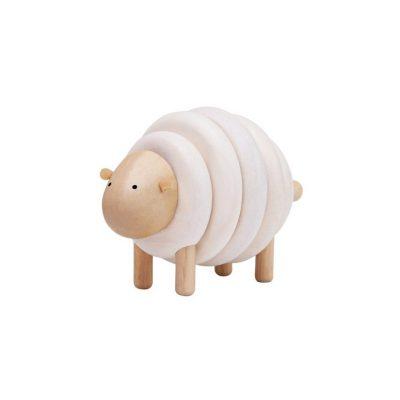 mouton à lacer plantoys