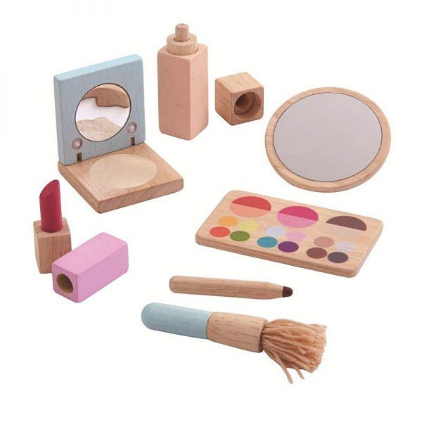 set maquillage plan toys bois