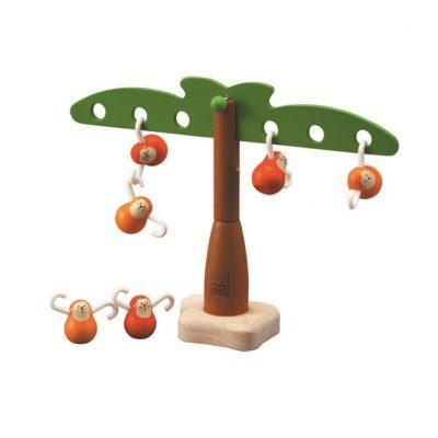 signes équilibrants jouet en bois plantoys équilibre