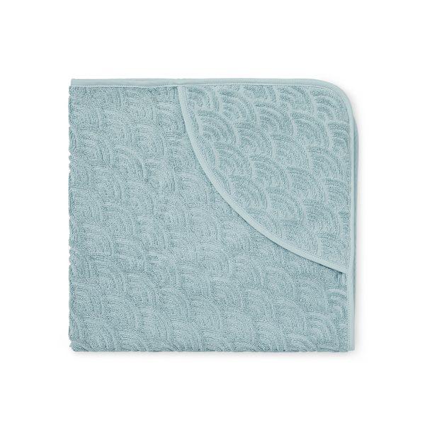 cape de bain blue BIO camcam