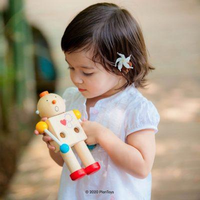 gestions des émotions jouet en bois plan toys iziloo