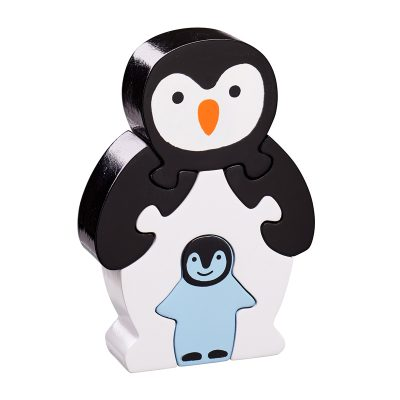 puzzle pingouin en bois Lanka kade BIO