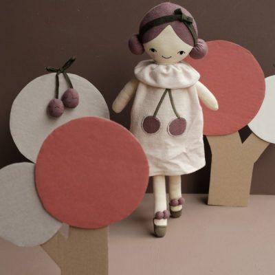 big doll fabelab grande poupée coton