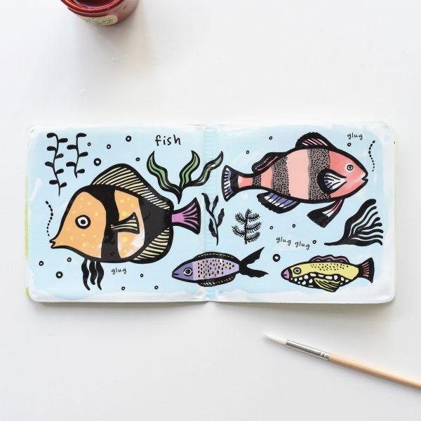 Livre-de-bain-à-colorier-color-me-wee-gallery-pets