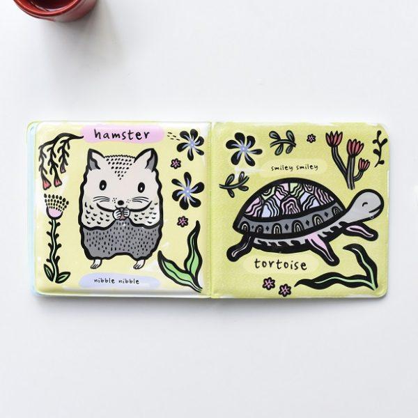 Livre-de-bain-à-colorier-color-me-wee-gallery-pets-animaux-domestique