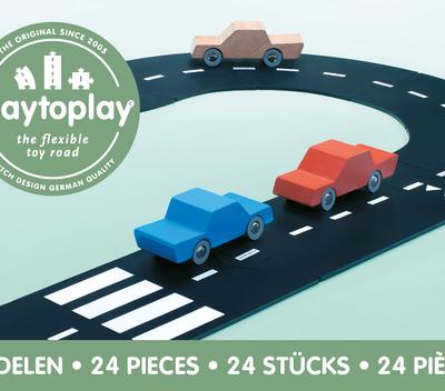 circuit-waytoplay-24-pièces-autoroute-Highway