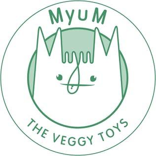 logo MyuM - The Veggy Toys